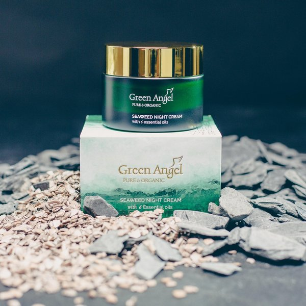 Green Angel Nachtcreme